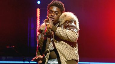 American Rapper Kodak Black to Remain Behind Bars on Weapon Violation Charges