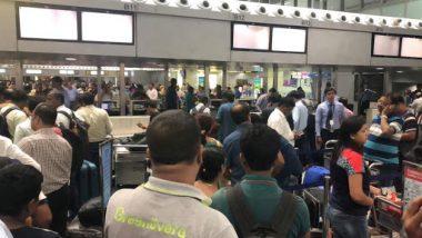 Kolkata Airport's Server FIDS Goes Down, 20 Flights Delayed