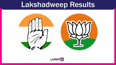 Lakshadweep General Election Results 2019: NCP Candidate Mohammed Faizal Wins The Constituency