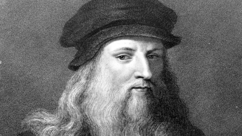 Leonardo da Vinci's Hair to Undergo DNA Test