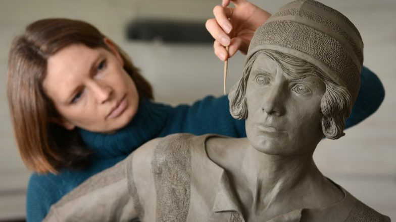 First Statue of Female Footballer Lily Parr to Be Unveiled Next Month at National Football Museum in UK