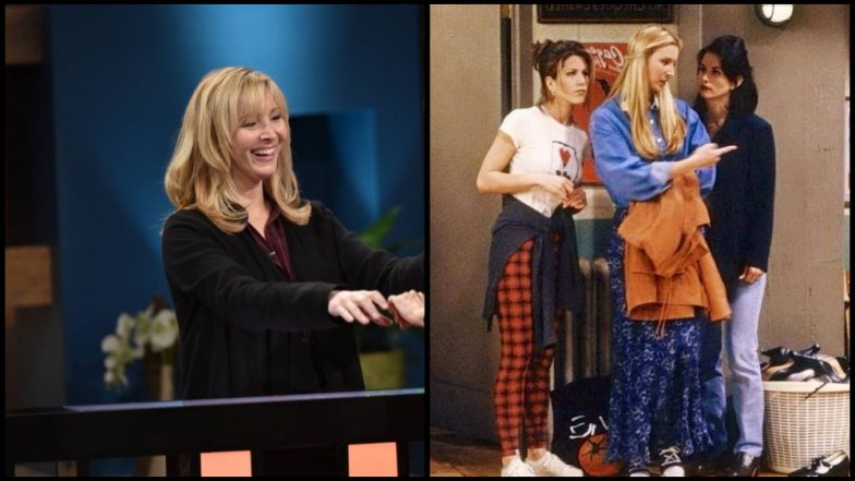 Lisa Kudrow Opens Up On Her Battle With Body Image, Says Felt Like a 'Mountain Girl' Infront of 'Friends' Co-Stars Jennifer Aniston and Courtney Cox