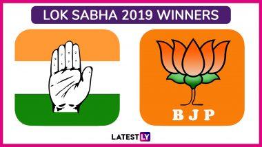 Lok Sabha Elections 2019 Constituency-Wise Winners List