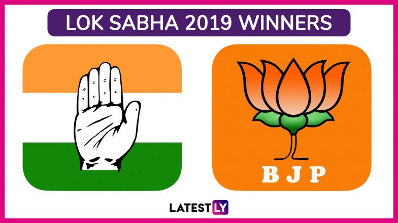 Lok Sabha Elections 2019 Constituency-Wise Winners List: Party-Wise Names Of All Winning MPs of General Polls