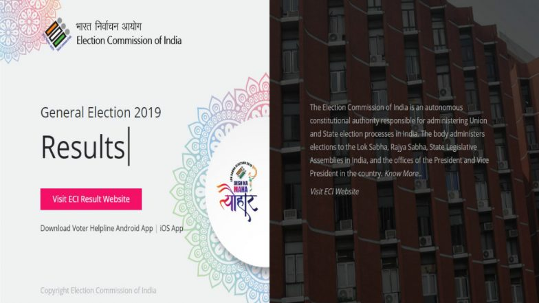 Lok Sabha Elections 2019: Election Commission to Show Real-Time Trends and Results on Mobile App 'Voter Turnout'