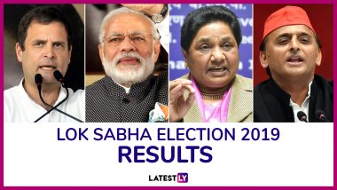 Lok Sabha Elections 2019: Here's How Key Candidates in Uttar Pradesh Faired