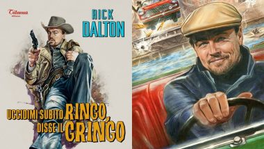New Posters Of Leonardo DiCaprio As Aging Movie Star Rick Dalton In Once Upon A Time in Hollywood Has A Veteran Vibe - View Pics!