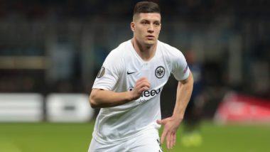 Real Madrid Transfer News: Luka Jovic From Eintracht Frankfurt Signed for 60 Million Euros - Reports