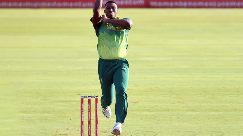 South Africa Fast Bowler Lungi Ngidi Declared Fit for New Zealand Clash in ICC Cricket World Cup 2019