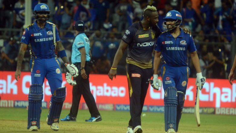 MI vs KKR Stat Highlights IPL 2019: Kolkata Knight Riders ...