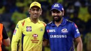 IPL 2020 Latest News Live Updates, August 15: MS Dhoni to Play Indian Premier League 13 in UAE