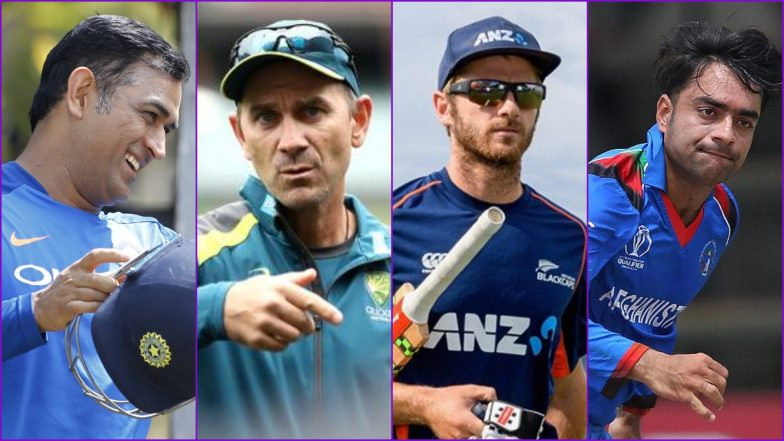 From MS Dhoni to Justin Langer, Meet the Strategists Who Will Call the Shots This ICC Cricket World Cup 2019