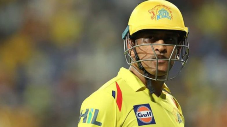 IIT Madras Stumps Students With Question on MS Dhoni Led Chennai Super Kings Ahead of MI vs CSK IPL 2019 Qualifier 1