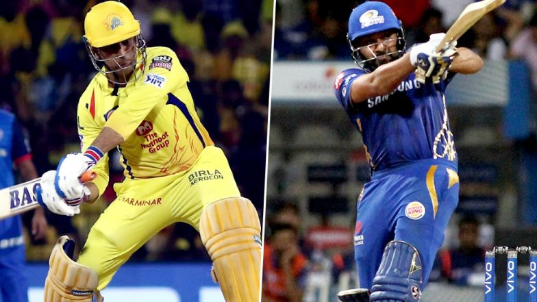 MI vs CSK, IPL 2019 Final Match Predictions: Rohit Sharma's Mumbai Indians or MS Dhoni's Chennai Super Kings, Who Will Win IPL 12 Final?