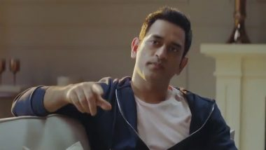 MS Dhoni is Busy Shooting For Various Advertisements After Serving the Territorial Army in Jammu and Kashmir