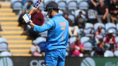 MS Dhoni Changed the Face of Indian Cricket, Says ICC