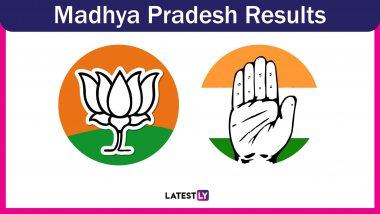 Madhya Pradesh General Election Results 2019: BJP Wins 28 Lok Sabha Seats by Huge Margin, Congress Gets 1