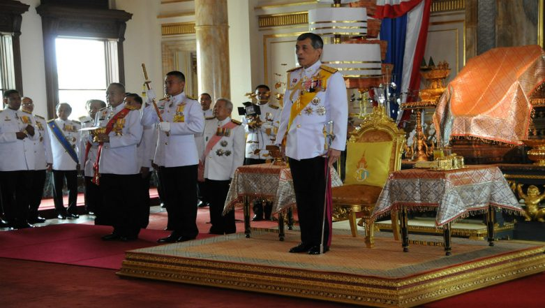 Thailand King Maha Vajiralongkorn Marries Bodyguard Suthida and Makes Her His Queen