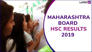 Maharashtra HSC Result 2019: MSBSHSE Class 12 Exam Scores Declared Online at mahresult.nic.in