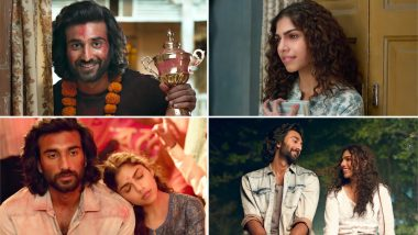 Malaal Trailer: Rowdiness Meets Elegance in Sanjay Leela Bhansali's New Love Story Starring Sharmin Segal and Meezan Jaaferi! (Watch Video)