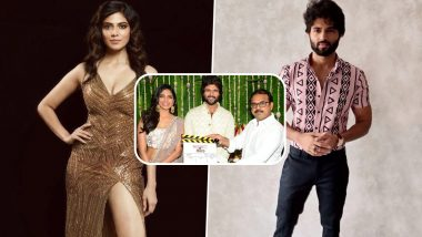 Malavika Mohanan-Vijay Deverakonda to Come Together for the First Time in Anand Annamalai's Hero! See Pics