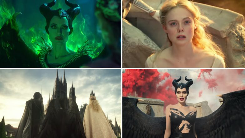 Maleficent Mistress Of Evil Teaser Angelina Jolie Returns