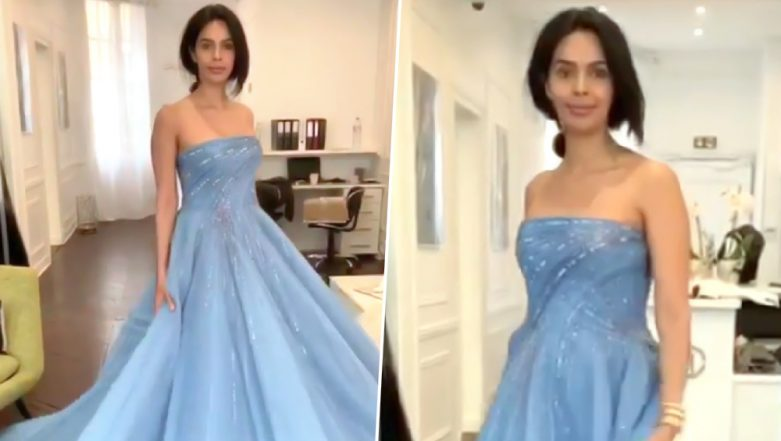 Cannes Film Festival 2019: Mallika Sherawat is All Set to Sizzle in this Tony Ward Couture Gown - Watch Video