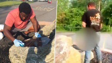 New Jersey Men Pee on Boy's Grave and Post Video on Social Media, Both Arrested