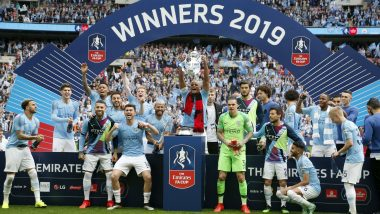 Manchester City Thrash Watford 6–0 to Complete Historic Treble in FA Cup 2019 Final
