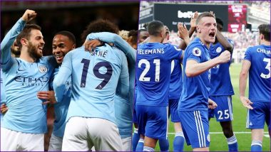 Manchester City vs Leicester City, EPL 2018–19 Live Streaming Online: How to Get English Premier League Match Live Telecast on TV & Free Football Score Updates in Indian Time?