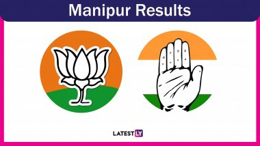 Manipur General Election Results 2019: NPF Candidate Lorho S. Pfoze Wins in Outer Manipur, BJP's DR Rajkumar Ranjan Singh Wins in Inner Manipur Seats