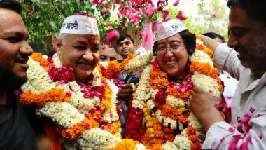 Manish Sisodia Gets Election Commission's Notice Over His Tweet on AAP East Delhi Candidate Atishi's Religion