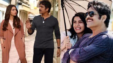 These Pics of Nagarjuna Akkineni With Rakul Preet, Samantha Akkineni and Others From the Sets of Manmadhudu 2 Are Unmissable!