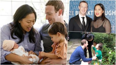 Mark Zuckerberg Birthday Special: These Family Pictures of Facebook CEO Prove He is Complete Family Man