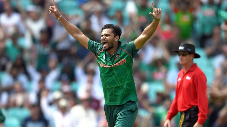 WI vs BAN, ICC CWC 2019 Toss Report & Playing 11: Bangladesh Wins the Toss, Elects to Bowl First Against West Indies