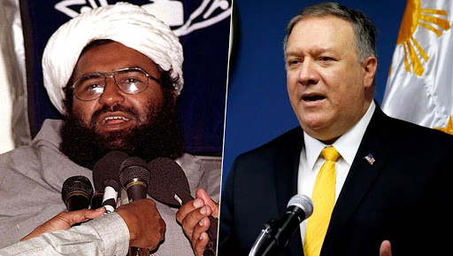 Mike Pompeo Applauds His US Team on Negotiation With UNSC Members for Designating Masood Azhar as Global Terrorist