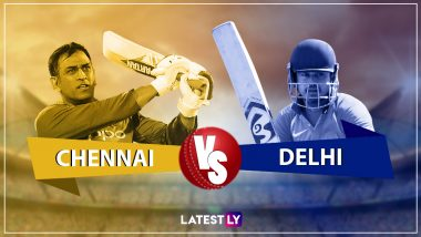 CSK vs DC, IPL 2019 Highlights: CSK Beats DC by 80 Runs