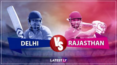 DC vs RR Highlights: Delhi Capitals Knock Rajasthan Royals Out of IPL 2019