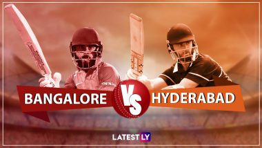 RCB vs SRH Highlights, IPL 2019: Royal Challengers Bangalore Bow Out on a High, Dent Sunrisers Hyderabad's Hopes of Making it to Playoffs