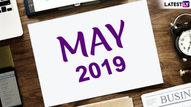 May 2019 Festivals, Events and Holiday Calendar: Ramadan, Akshaya Tritiya to Mother's Day, Know All Important Dates and List of Fasts for the Month