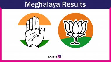 Meghalaya General Election Results 2019: Congress, National People's Party Win 1 Lok Sabha Seat Each