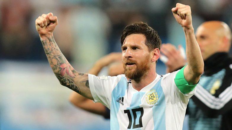 Lionel Messi, Sergio Aguero in Argentina's squad for Copa America 2019