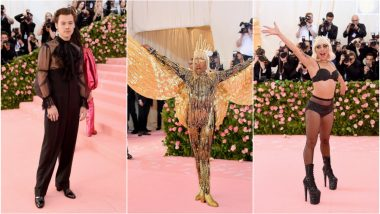 Met Gala 2019: Harry Styles Tops Most Searched Outfit on Google Trends, Check Out Who Else is on the List!