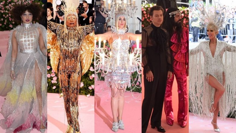 Lady Gaga, Billy Porter, Katy Perry, Celine Dion, Priyanka Chopra - Check Out The Most Outrageously Awesome Looks From The Met Gala 2019 Red Carpet