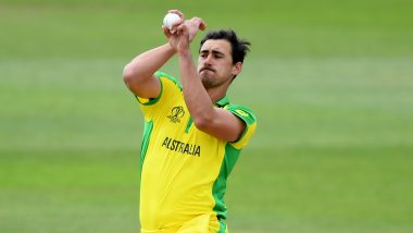 Mitchell Starc Opts Out of IPL 2020; Glenn Maxwell, Chris Lynn in Auction Pool