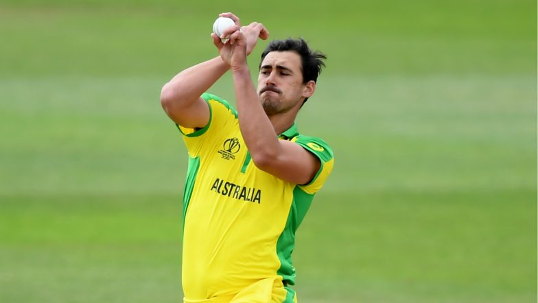 ICC Cricket World Cup 2019: Mitchell Starc Wants to Play Every Match for Australia