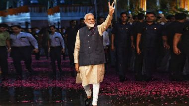 BJP Celebrates Six Years of PM Narendra Modi Government Amid Lockdown With '6 Saal Bemisaal Video'