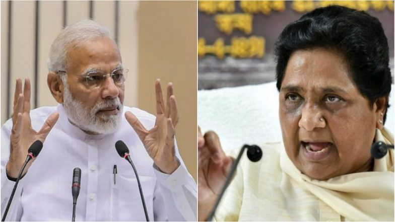 Mayawati, PM Modi Spar Over Alwar Gangrape Case: BSP Chief Asks 'How Can He Respect Others' Sisters, Wives After Leaving His Own?'