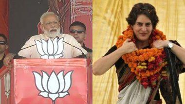 Narendra Modi Yahoo's Most Searched Politician During Lok Sabha Elections 2019, Priyanka Gandhi Second