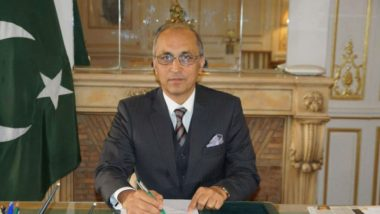 Moeen-ul-Haq Replaces Sohail Mahmood as Pakistan's New High Commissioner to India